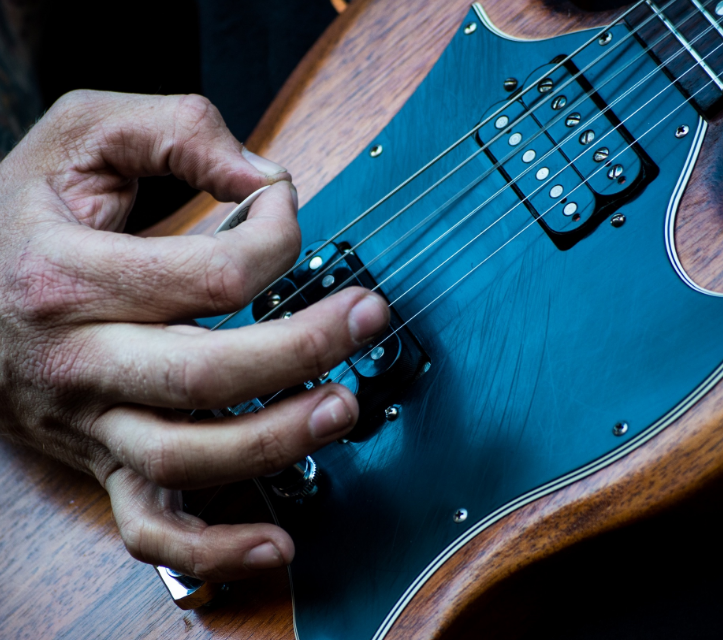 How to Become a Better Band Guitarist Part 1