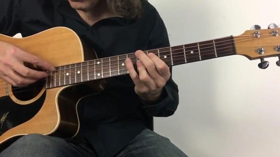 Izi guitar lesson turned into anal lesson 8