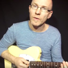 Inside and Alternative Soloing Scales for II-V-I Chord Progression in Major With Thomas Berglund