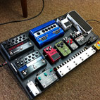 Building Or Buying A Pedal Board