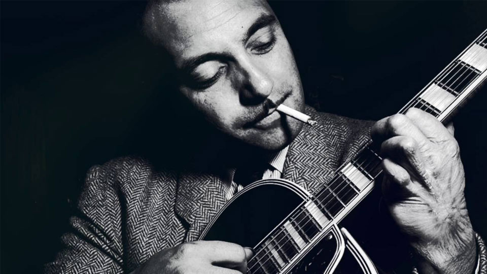 Django Reinhardt: 'Minor Swing' With One Chord