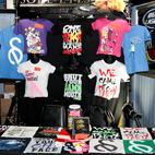 Four Golden Rules of Selling Your Band's Merch