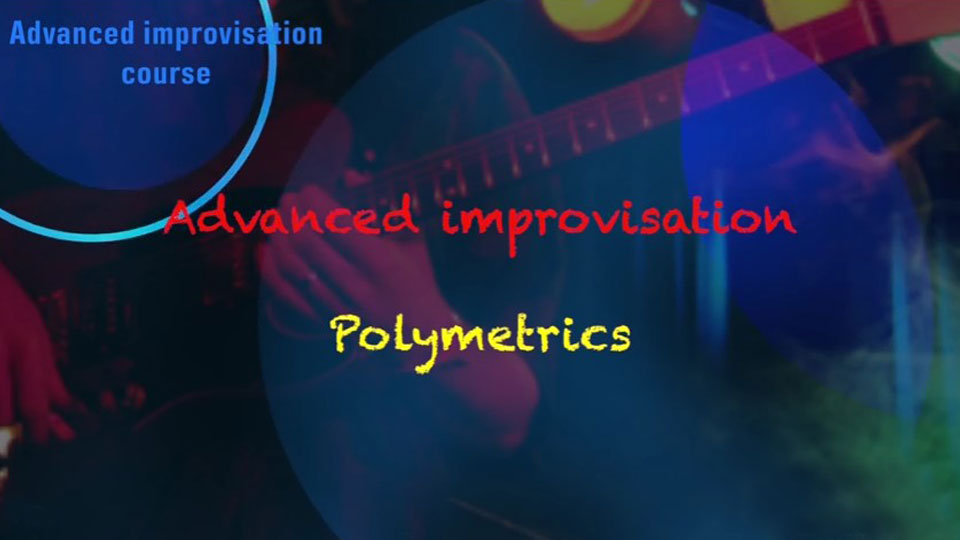 Using of Polymetric Phrases in the Soloing