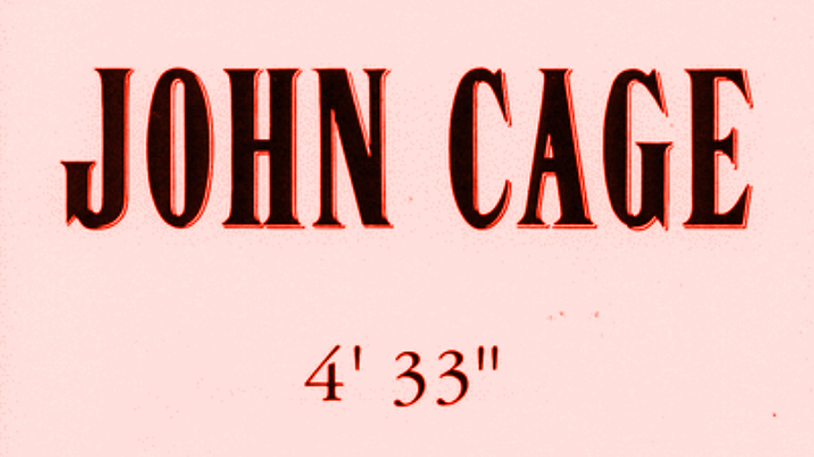 How to Play '4'33' by John Cage (Easy)