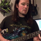 Two Hand Tapping 'Halloween' Theme Song Lesson With Uncle Ben