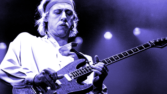 Things You Need to Know About Mark Knopfler's Guitar Style