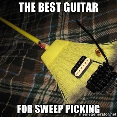 Sweep Picking