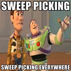 Not Another Sweep Picking Article