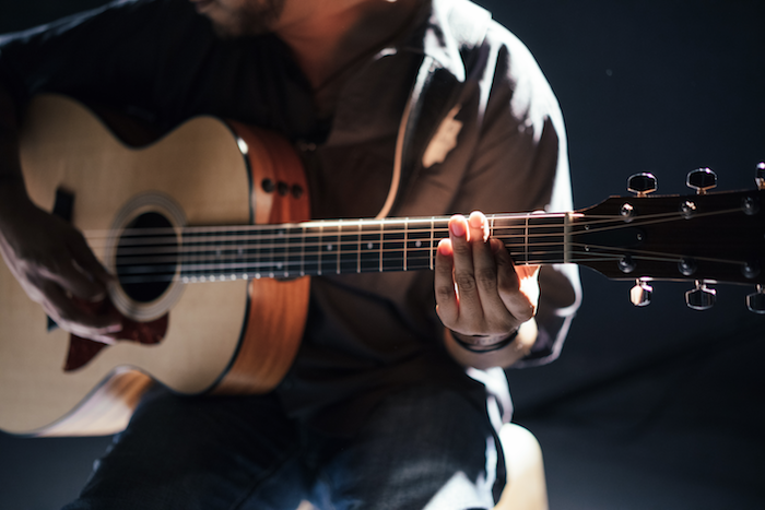 How to Create a Guitar Backing Track