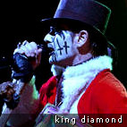 King Diamond Issues Update