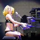Lady Gaga Album Inspired By Def Leppard