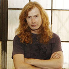 Mustaine Back Santorum For President
