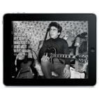 The Guitar Collection: George Harrison iPad App Released