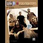 Ultimate Play-Along Series Expands With Foo Fighters For Bass, Drum, And Guitar