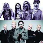 Marilyn Manson & Rob Zombie Announce Tour