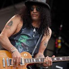 Slash 'Starting Work' On Next Album