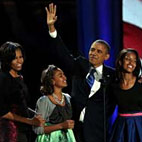 Obama Wins Second Election