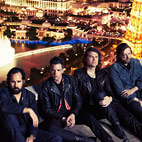 The Killers Cut Set After 4 Songs