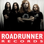 Megadeth Leave Roadrunner Records