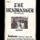 1980s Heavy Metal Fanzine 'The Headbanger' Gets Ebook Update