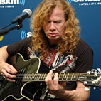 Dave Mustaine: 'Australia, Big Four, Why Not?'