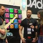 Video Report: Ultimate Guitar at NAMM 2014 With D'Addario