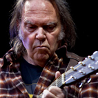 Neil Young Records Instant Vinyl on Jimmy Fallon