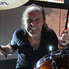 Lars Ulrich Accepts Drum Battle Challenge From Will Ferrell and RHCP's Chad Smith