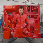 OK Go Fill 'The Writing's on the Wall' Video With Optical Illusions