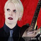 John 5 Joins Rob Zombie