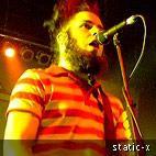 Static-X Album Track Listing
