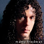 Marty Friedman: 'Nobody Is More Of A Perfectionist Than I Am'