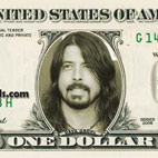 Dave Grohl Stole My Dollar
