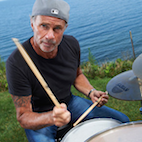 RHCP's Chad Smith: Top 5 Most Important Things to Know When Recording Drums