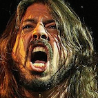 Report: Grunge Veteran Severely Beaten By Dave Grohl, Forced to Wear Crutches