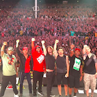 Watch: Dave Grohl Joins Prophets of Rage Live in Concert