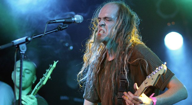 Devin Townsend The Weirdest Phobia I Have Music News