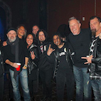 Class Act: Metallica Hangs Out With Tribute Band They Mistakenly Threatened to Sue