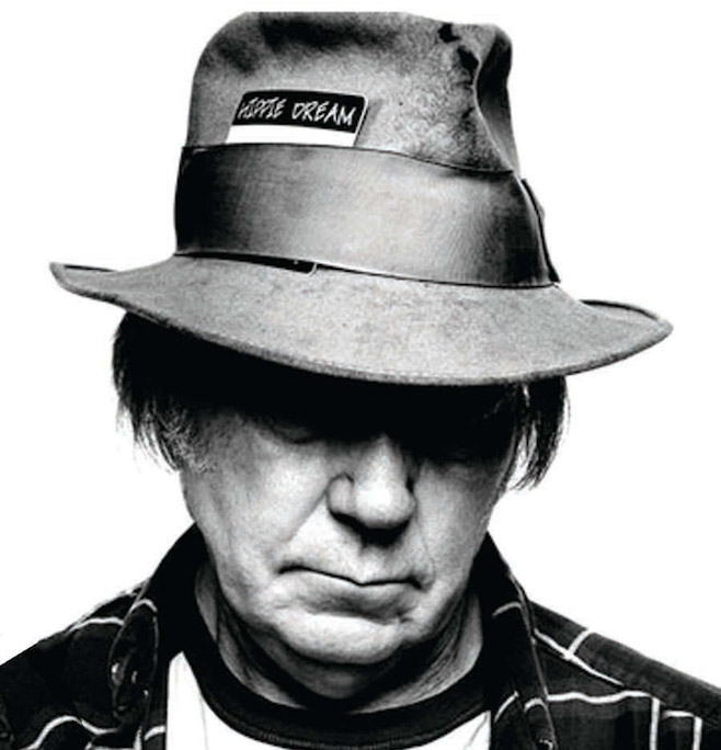 Neil Young Makes a Statement in His New Album