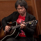 Watch: 'Super Mario' Creator Plays the Mario Theme on Guitar With The Roots