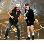 AC/DC Headphones Revealed