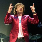 Mick Jagger Voted 'Most Stylish Rock Star'