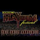 Mayhem Festival 2013 Lineup Officially Announced