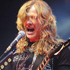 Dave Mustaine: 'Thrash Metal Fans Don't Want to Accept Rock