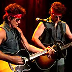 Bruce Springsteen Performs 'Born to Run' Parody on Jimmy Fallon