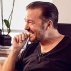 Ricky Gervais Hints at David Brent Glastonbury Performance