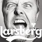 Lars Ulrich Becomes Face of Carlsberg Beer in Denmark