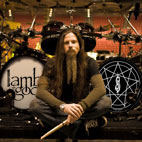 Is Lamb of God's Chris Adler the New Slipknot Drummer?