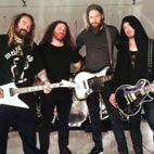 Killer Be Killed Release Video for 'Snakes of Jehovah'