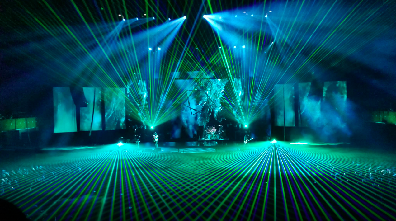 Tool Kick Off New Tour With Epic Laser Show, These Are the Songs ...